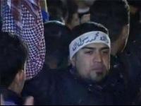 Исполнение нашида (песни) революции молодёжью провинции аль-Анбар (Ирак)