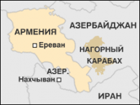 Планы разбить в Ереване сад, посвященный Ною, вызвали резкую критику со стороны Баку