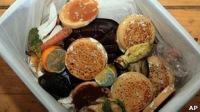 Исраф: половина производимой в мире еды выбрасывается