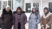 Интервью мусульманок после суда 14.01.2013