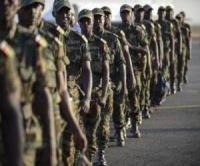 Нигерия отправляет 900 своих солдат в Мали