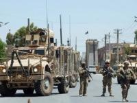 Афганский военнослужащий расстрелял солдата НАТО