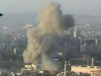 Дамаск: авиация Израиля атаковала территорию Сирии