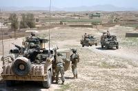 США начали вывозить военную технику из Афганистана через Пакистан