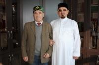 Саратовский муфтий принял чеченскую делегацию