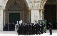 Вторжение израильских военных в мечеть аль-Акса