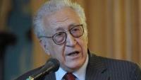 """""""Инициатива сирийской оппозиции начать диалог с Дамаском все еще актуальна"""" - Брахими"""