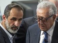 Брахими обсудил с главой сирийской Нацкоалиции предложение по диалогу с Дамаском