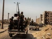 На севере Сирии достигнуто перемирие между курдами и вооруженной оппозицией