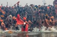 Аллаh затопил самое большое сборище многобожников на севере Индии...