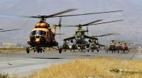 Россия оправит в Афганистан военную авиацию