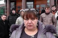 Интервью с Альмирой Жуковой после суда над мусульманками 22.02.2013г