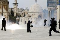 Израильские оккупационные власти не пускают студенток в аль-Аксу