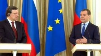 Европейский журналист застал врасплох Медведева