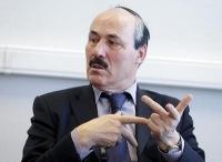 Рамазан Абдулатипов — Путину: я Ваш верный слуга