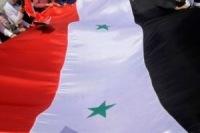 В Париже прошел многотысячный марш в поддержку сирийского народа