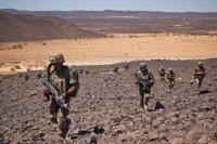 В Мали высадились британские войска