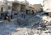 Сирийская авиация воюет с гражданским населением