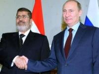 В Сочи Путин и Мурси обсудили широкий спектр проблем