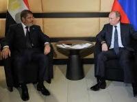 Путин встретится с Мурси в Сочи