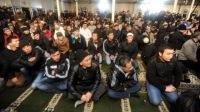 В мусульманском молельном доме в Москве задержаны 140 человек