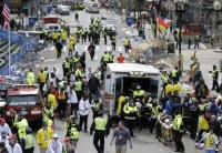 Взрывы в Бостоне: три человека погибли, более ста ранены