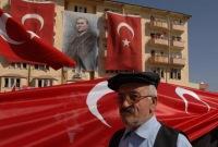 Ататюрк на османском гербе