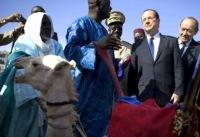 Почему малийцы съели верблюда Олланда?