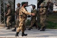 В Пакистане взорвали полицейский участок