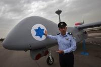 Израильские военные сбили собственный беспилотник