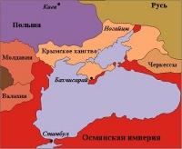 Трагическая судьба Крымского ханства. Взгляды на аннексию 1783 года