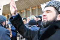 Дагестан пост-митинговый