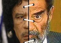 Муаммара Каддафи ждет участь Саддама Хусейна?