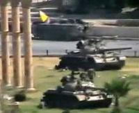 Сирийские танки отступили