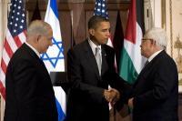 Обама встретится сегодня с Нетаньяху и Аббасом