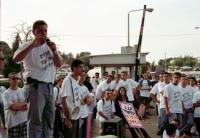 Социальный бунт в Израиле
