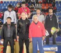 Ислам Магомедов выиграл Чемпионат мира по борьбе