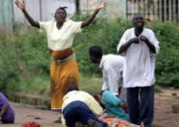 Христиане атаковали в Нигерии мусульман, отмечающих завершение месяца рамадан, есть жертвы