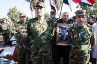 Убийство 27 человек из сил безопасности Сирии