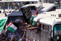 Израиль приступил к освобождению 550 палестинских заключенных в рамках сделки по обмену на Гилада Шалита