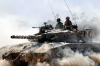 Израиль выдвинул танки к границе с Газой
