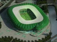 В Турции начали строить «Крокодил Арену»