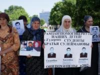 На Северном Кавказе 8300 человек пропали без вести
