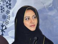 Женщина водрузит саудовский флаг в Антарктиде