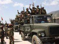 """""""Свободная армия Сирии"""" атаковала окраину Дамаска"""