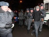 Митинг на Триуфальной в Москве закончился, ОМОН и оппозиция покинули площади, около 200 задержанных