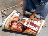 Смерть Каддафи: реакция социальных сетей