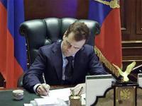 Дмитрий Медведев направил послание президенту Сирии Башару Асаду