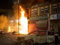 В Лондоне вспыхнули беспорядки из-за убийства полицейским местного жителя