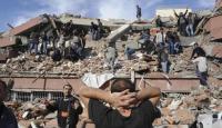 Землетрясение в Турции сравняло с землей более 50 зданий